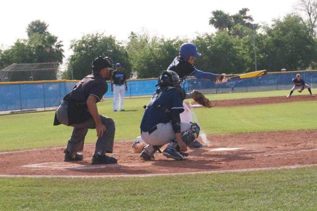 Chandler baseball vs Perry (Photo: Ralph Amsden)